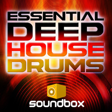 Essential Deep House Drums