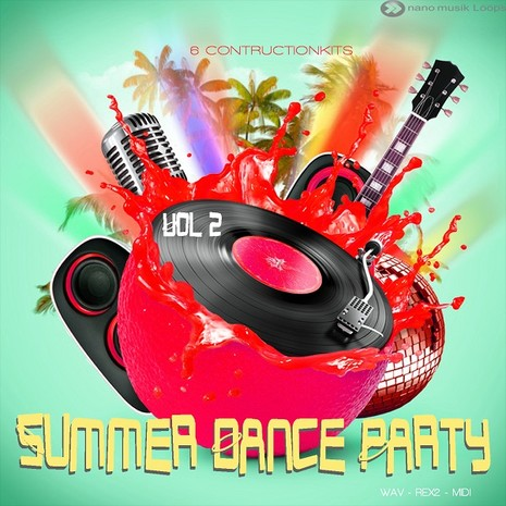 Summer Dance Party Vol 2