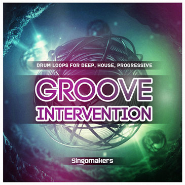 Groove Intervention: Deep House Progressive