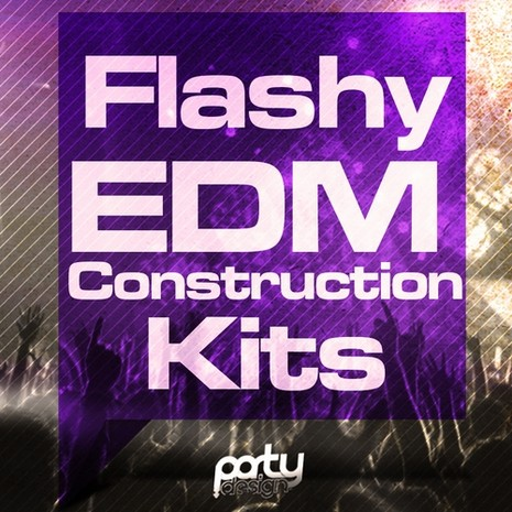 Flashy EDM Construction Kits