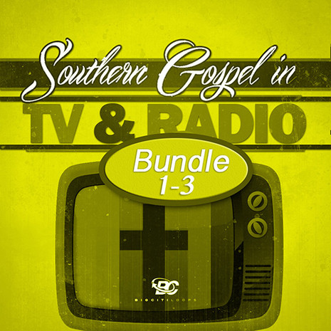 Southern Gospel In TV & Radio Bundle (Vols 1-3)