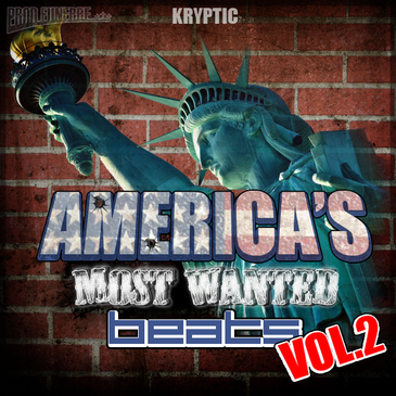 America's Most Wanted Beats Vol 2