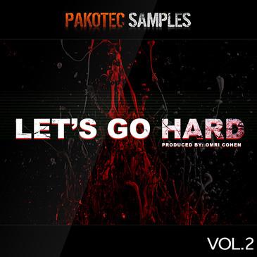 Let's Go Hard Vol 2