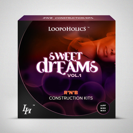 Sweet Dreams Vol 1: RnB Construction Kits