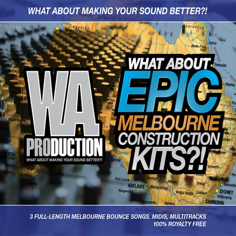 What About: Epic Melbourne Contruction Kits