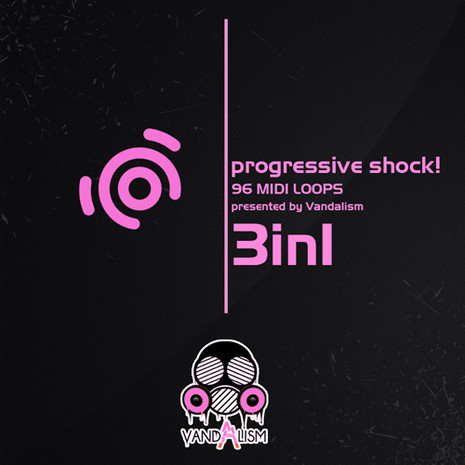 Progressive Shock! 3-in-1