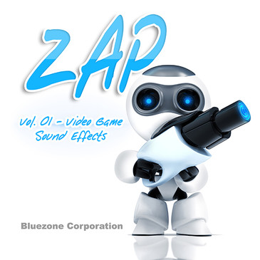 ZAP Vol 1: Video Game Sound Effects