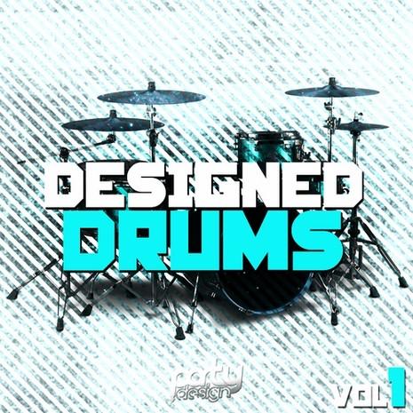 Designed Drums Vol 1