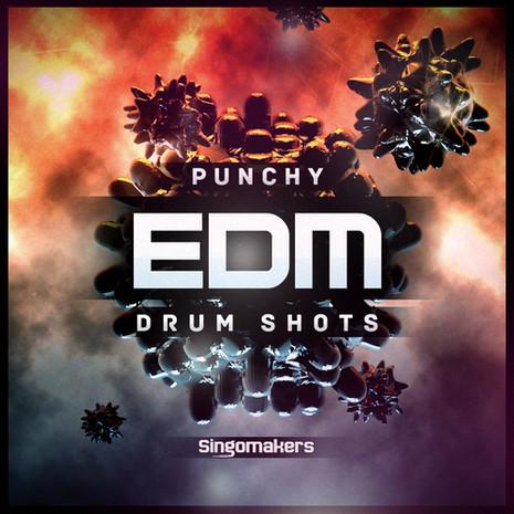 Punchy EDM Drum Shots
