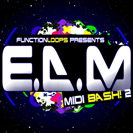 EDM MIDI Bash! Vol 2