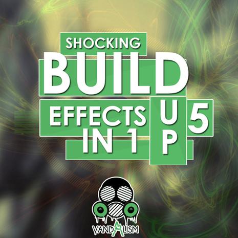 Shocking Build-Up Effects 5-in-1