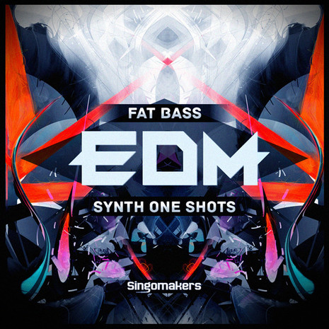 Fat EDM Synths & Bass One-Shots
