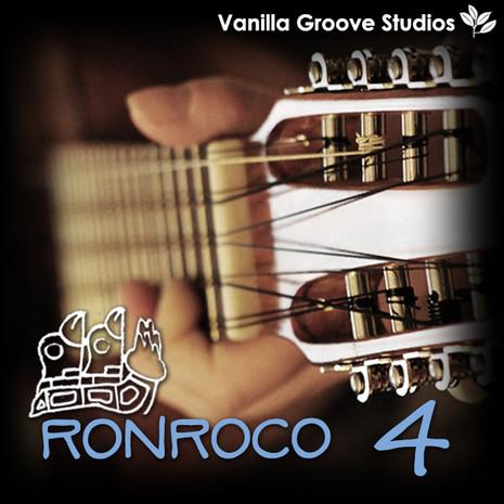 World String Loops: Ronroco Vol 4