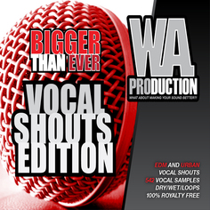 Bigger Than Ever: Vocal Shouts Edition