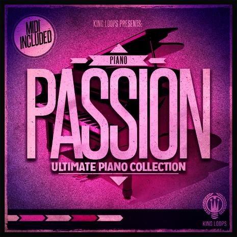 Piano Passion Vol 1
