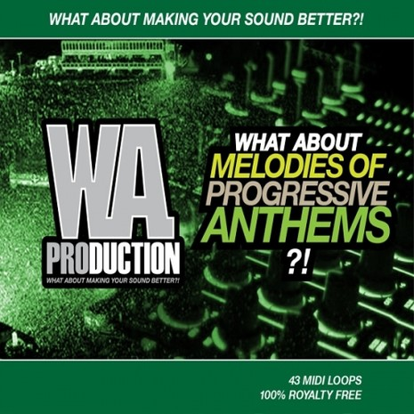 What About: Melodies Of Progressive Anthems
