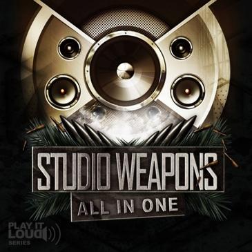 Play It Loud: Studio Weapons All in One Bundle