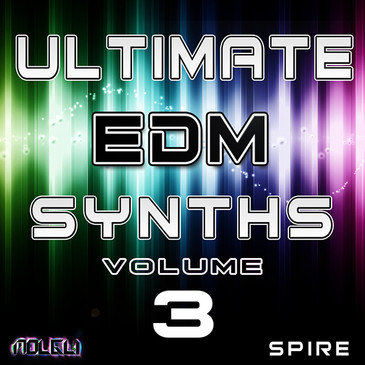 Ultimate EDM Synths Vol 3