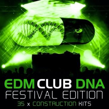 EDM Club DNA: Festival Edition