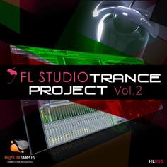 FL Studio Trance Project Vol 2