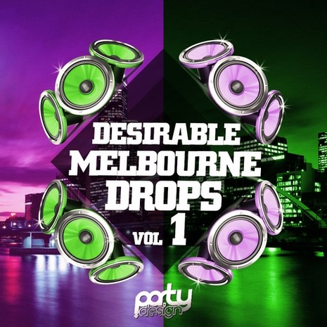Desirable Melbourne Drops Vol 1