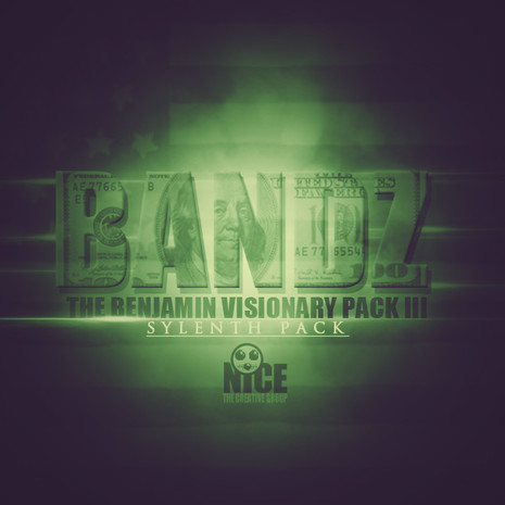 The Benjamin Visionary Pack 3 for Sylenth