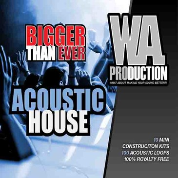 Bigger Than Ever: Acoustic House