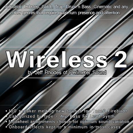 Wireless 2: Firebird+ Patch Bank