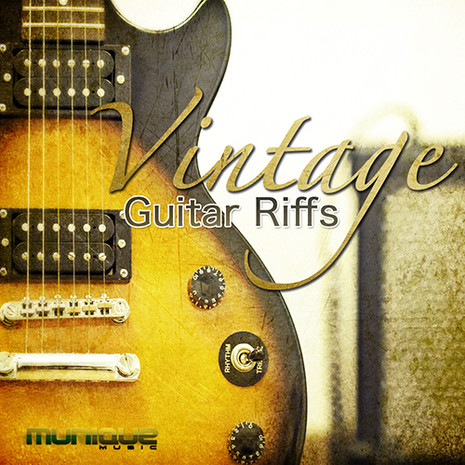 Vintage Guitar Riffs