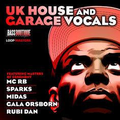 UK & Garage Vocals