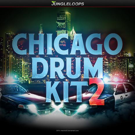 Chicago Drum Kit 2