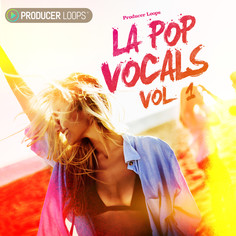 LA Pop Vocal Sessions Vol 1