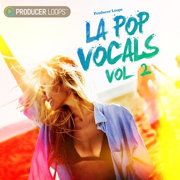 LA Pop Vocals Vol 2