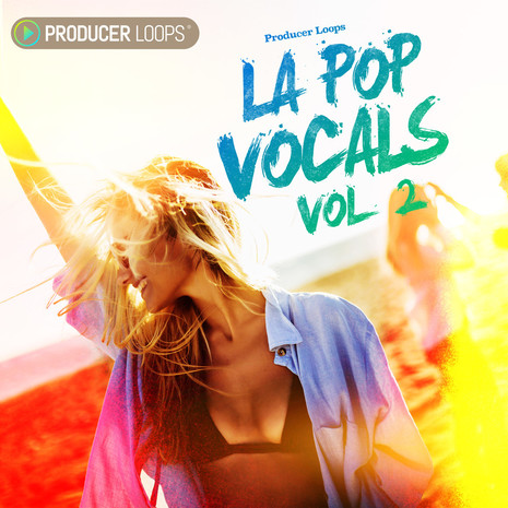 LA Pop Vocal Sessions Vol 2