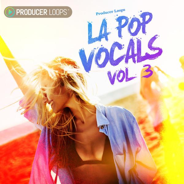 LA Pop Vocals Vol 3