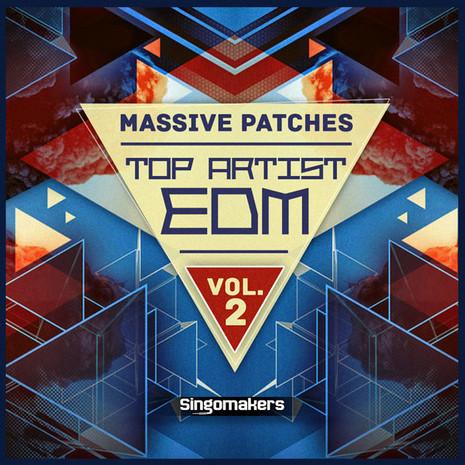 Top Artist EDM Massive Patches 2