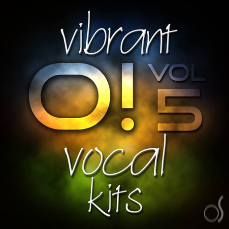 O! Vibrant Vocal Kits Vol 5