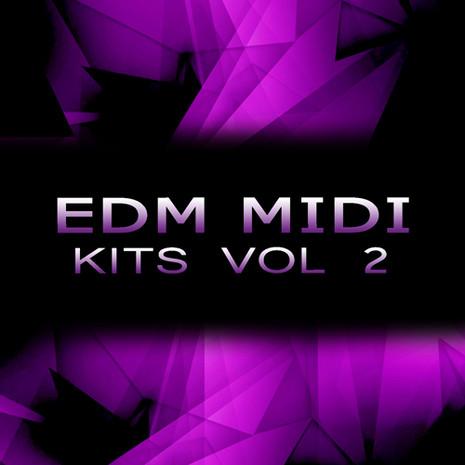EDM MIDI Kits Vol 2