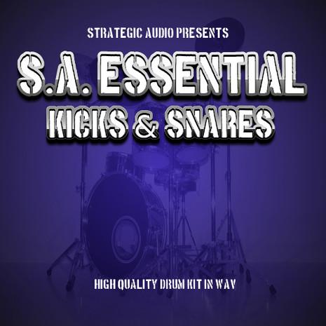 S.A. Essential Kicks & Snares