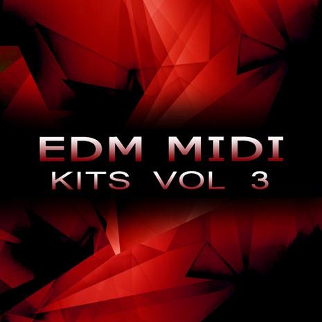 EDM MIDI Kits Vol 3