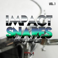 Impact Snares Bundle Vol 1