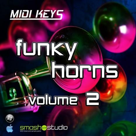 MIDI Keys: Funky Horns 2