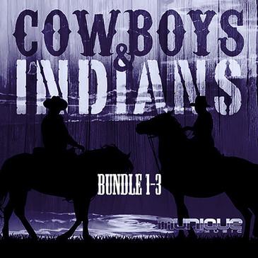 Cowboys & Indians Bundle (Vols 1-3)