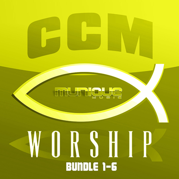 CCM Worship Bundle (Vols 1-6)