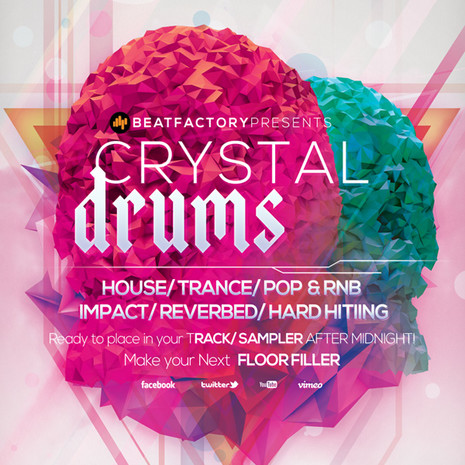 Crystal Drums