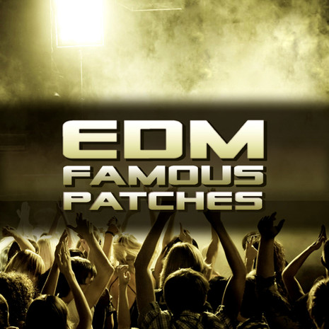 EDM Famous Patches
