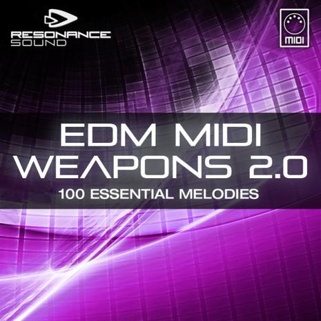 RS: EDM MIDI Weapons 2.0