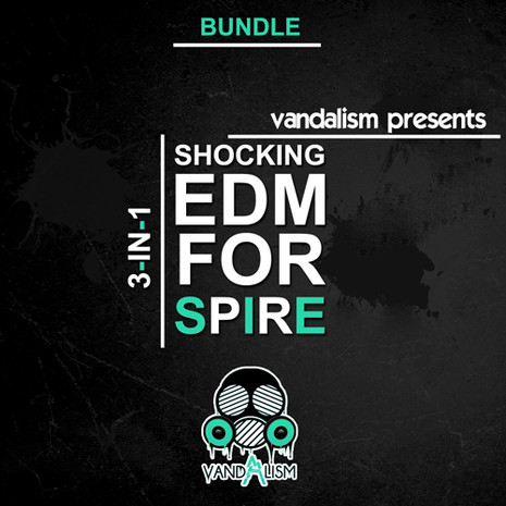 Shocking EDM For Spire 3-in-1