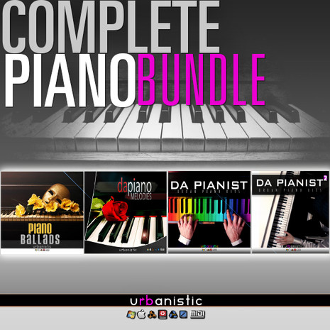 Complete Piano Bundle