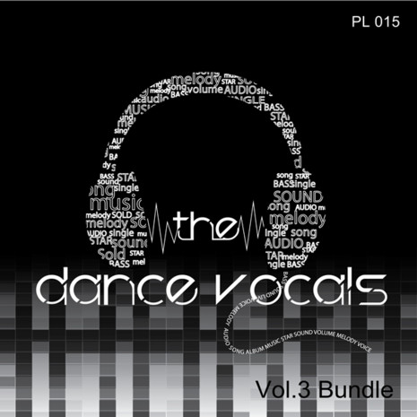 The Dance Vocals Vol 3 Bundle